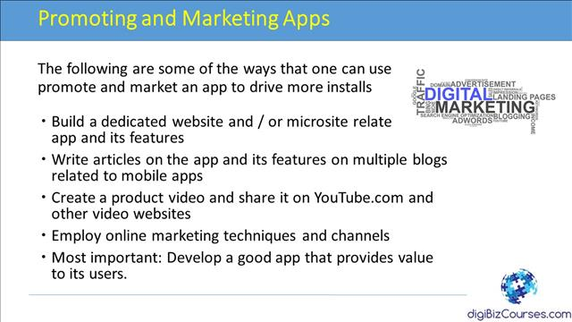 Android App Marketing Video