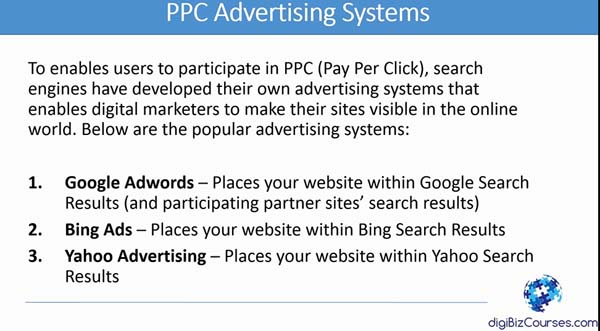 ppc advertizing