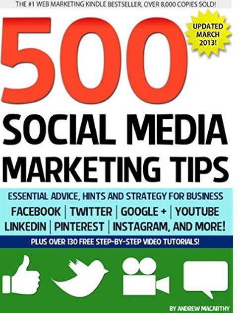 using social media tips