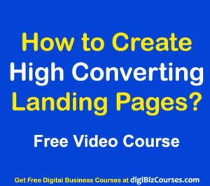 landing pages conversions