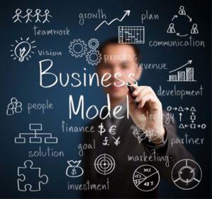 business model online business