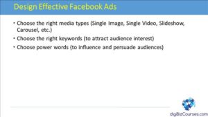 facebook creating ads