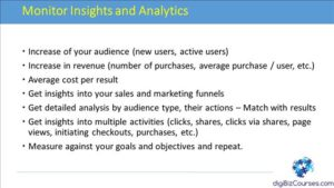 facebook insights and analytics