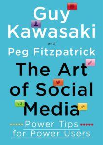 social media kawasaki book